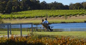 werken in Australie bij het rivier