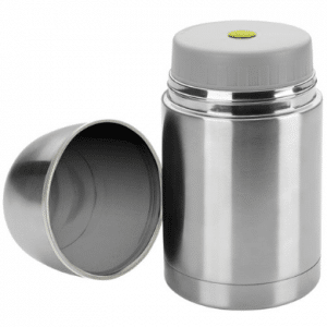 Ibili Voedselcontainer - Rvs - 800 ml