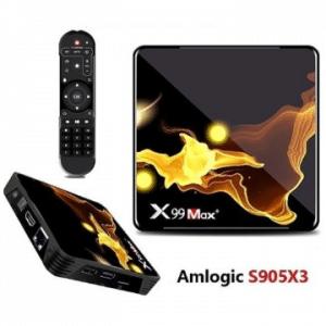 Alogic Android tv box Android 9 Kodi Tv Box