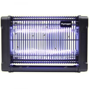 Flystopper HV16 insectenlamp - 16 Watt - Tegen vliegen - Zwart