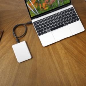 LaCie Mobile Drive USB-C 2TB