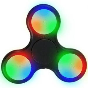 Fidget Spinner - LED
