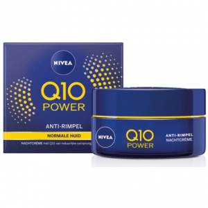 NIVEA Q10POWER Anti-Rimpel Nachtcrème - 50 ml