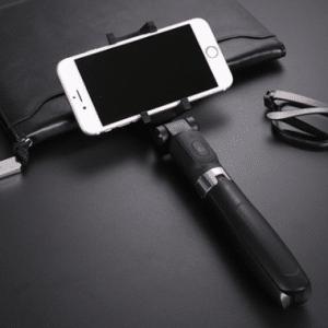 Premium Commerce Draadloze Selfie Stick (3 in 1)