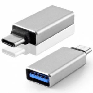 A-Konic set van 2 USB-C naar USB-A adapter OTG Converter USB 3.0
