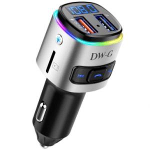 DW-G Bluetooth FM Transmitter