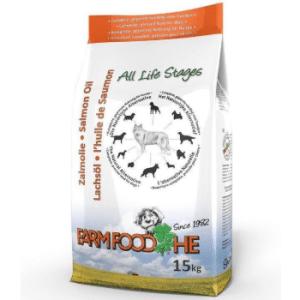 Farmfood High Energy - Schotse Zalmolie - 15 kg