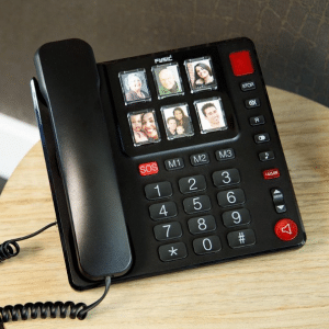 Fysic FX-3930 Senioren Foto Telefoon