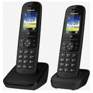 Panasonic seniorentelefoon KX-TGH712NLB
