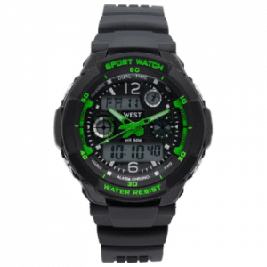 West Watch – multifunctioneel kinder sport horloge - model Storm