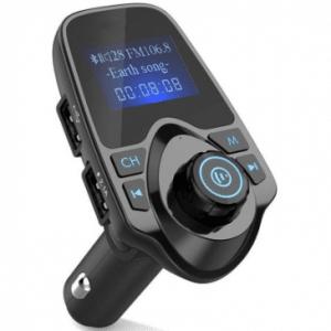 ZT Accessoires Bluetooth FM Transmitter voor in de auto