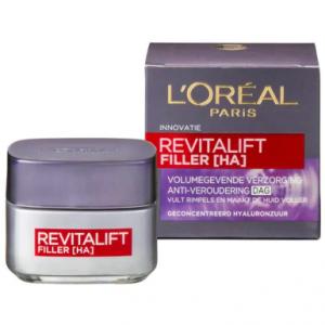 L'Oréal Paris Revitalift Filler Dagcrème - 50 ml - Anti Rimpel
