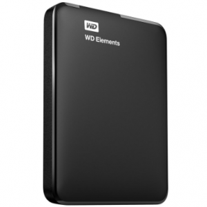 WD Elements Portable 1 TB beste merk harde schijf