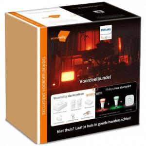 WoonVeilig Alarmsysteem + Philips Hue Starterkit