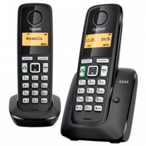 Gigaset A220 - Duo DECT telefoon