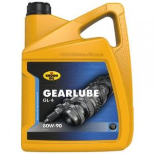 Kroon-Oil Gearlube GL-4 80W90 5L versnellingsbakolie