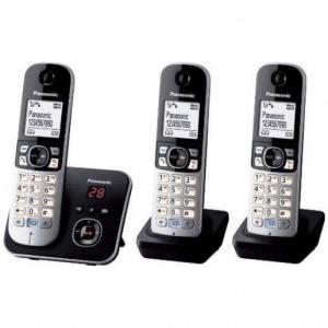Panasonic KX-TG6823NLB - Trio DECT huistelefoon